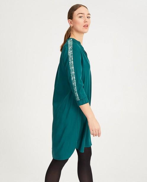 Robes - dark green -
