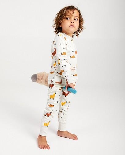 Zzz ... Au pays des rêves dans votre pyjama lama préféré