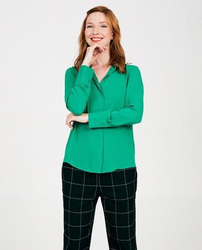 Groen hemd Sora