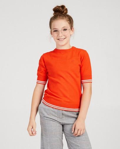 Pull orange #Like Me
