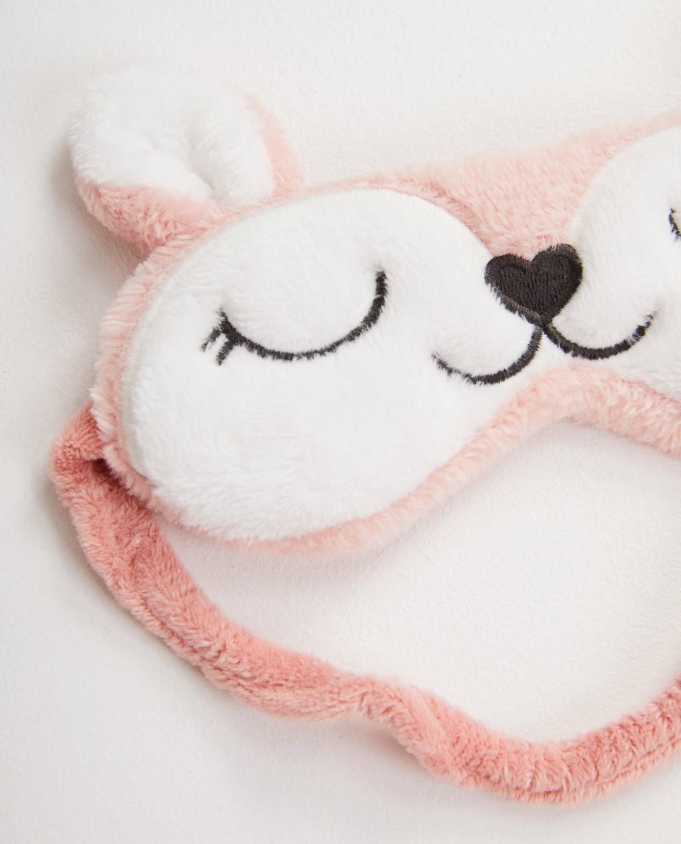 Gadgets - pink - Masque de sommeil rose