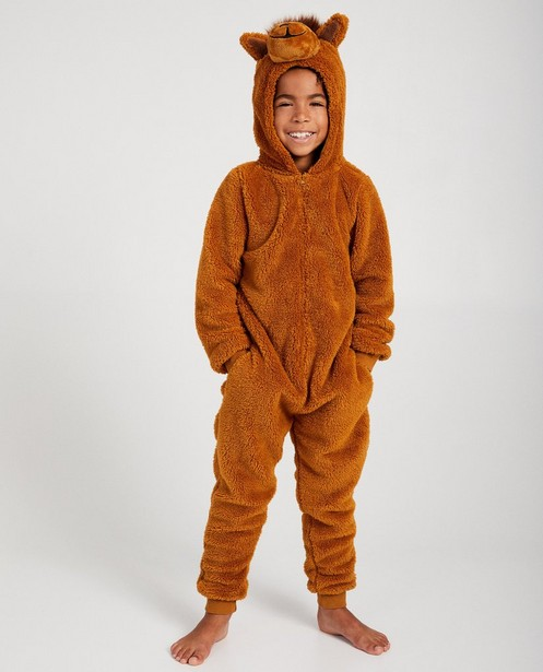 Nachtkleding - Lama onesie