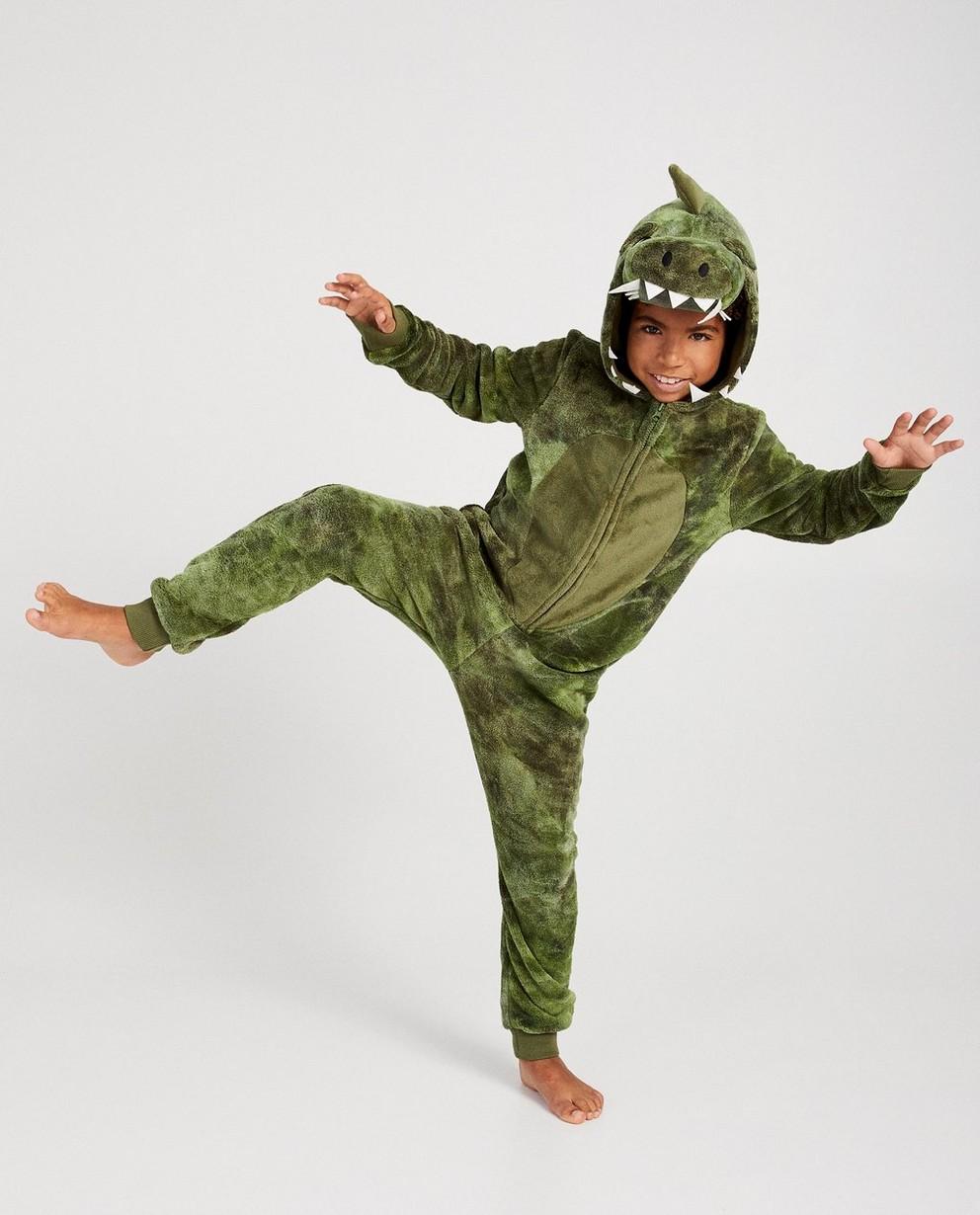 Pyjamas - dark green -