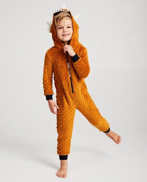 Pyjamas - brown - Combinaison dino