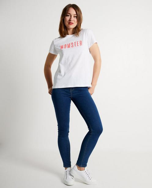 Hét Momster-T-shirt - MOMSTER - JBC