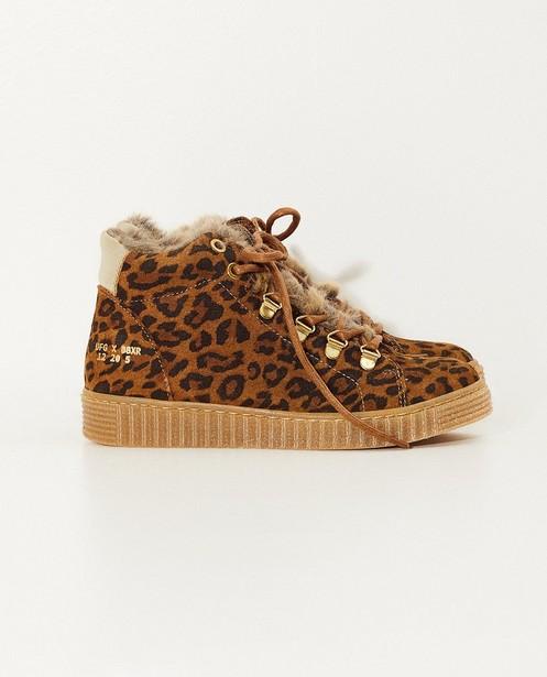 Chaussures, imprimé léopard - bullboxer - JBC