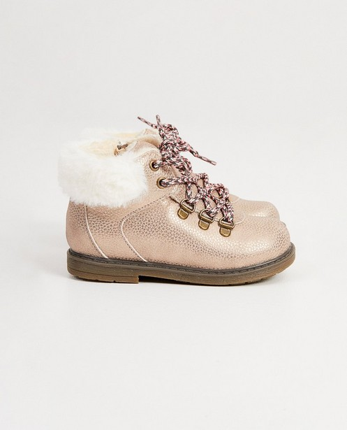 Stevige roze babyschoenen - sprox - Sprox