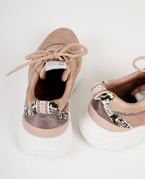 Chaussures - Baskets roses Sora