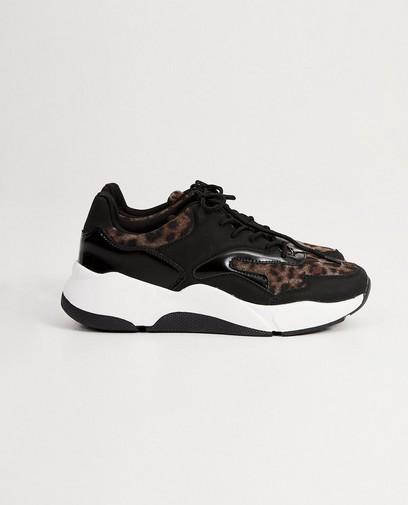 Zwarte sneakers Sora