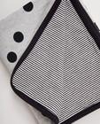 Accessoires pour bébés - Couverture en coton bio