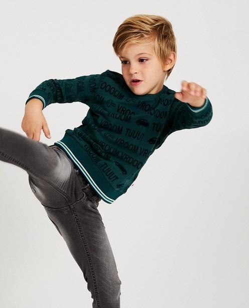 Sweats - AO4 - sweater fluweel