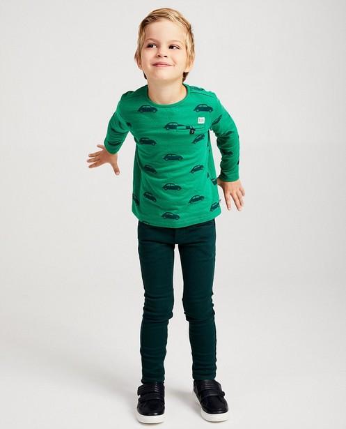 T-shirt rayé - rayures - JBC