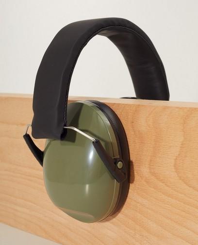 Kakigroene gehoorbescherming