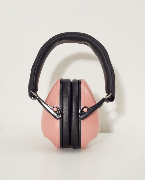 Breigoed - RSM - Roze gehoorbeschermers