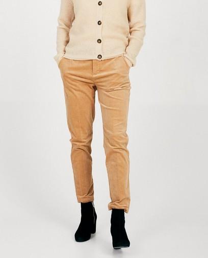 Pantalon beige Sora