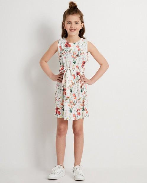 Witte jurk met print Ella Italia - allover print - ella