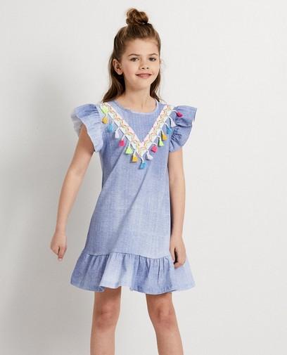Robe bleue Ella Italia