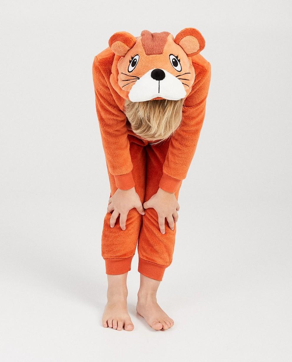 Pyjamas - terracotta -