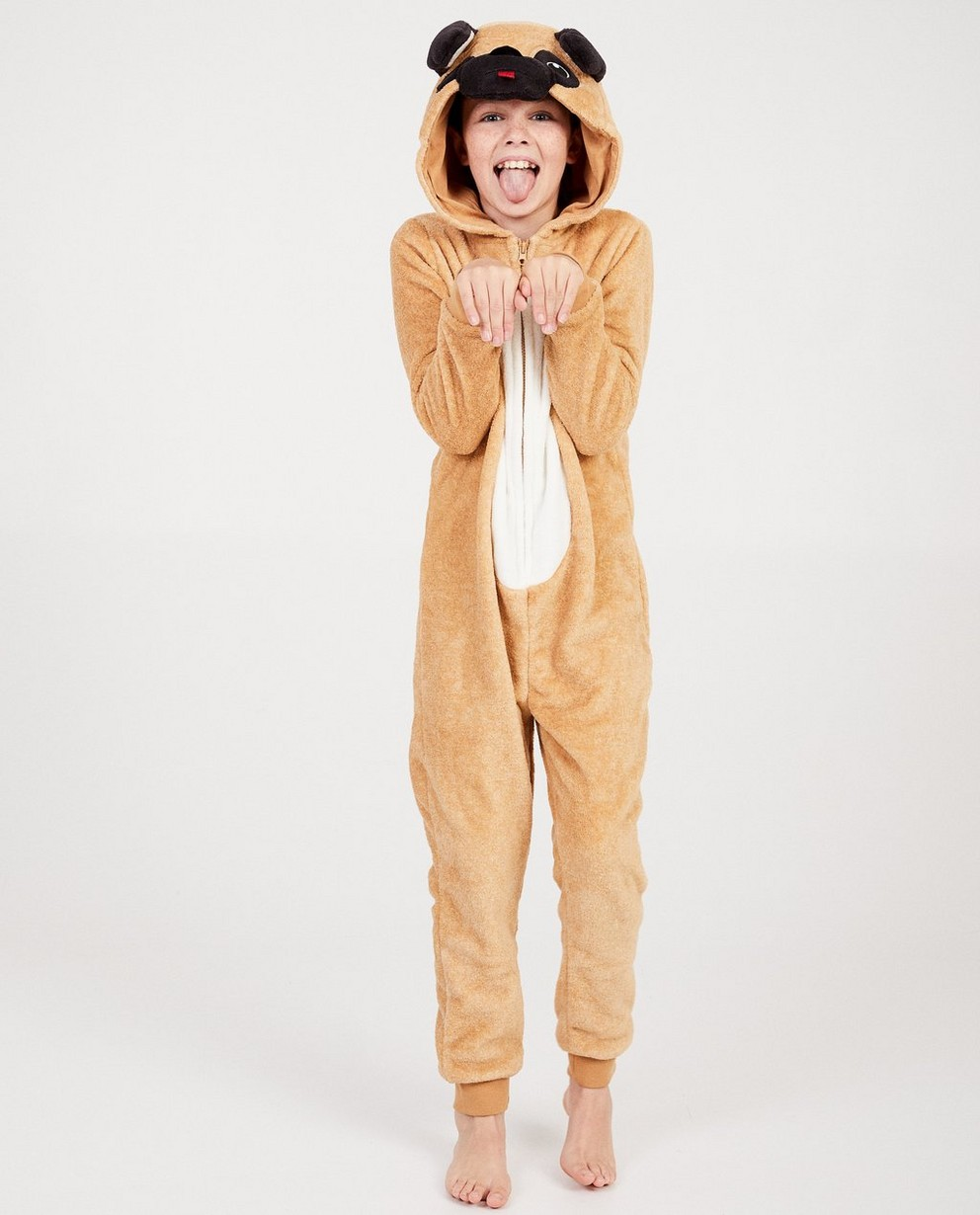 Pyjamas - brown -