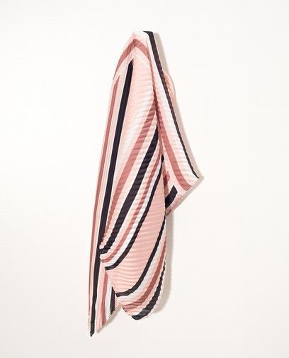 Roze bandana met print Sarlini
