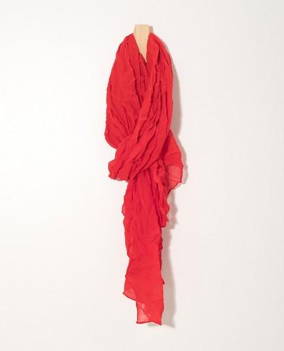 Rood sjaaltje Sarlini
