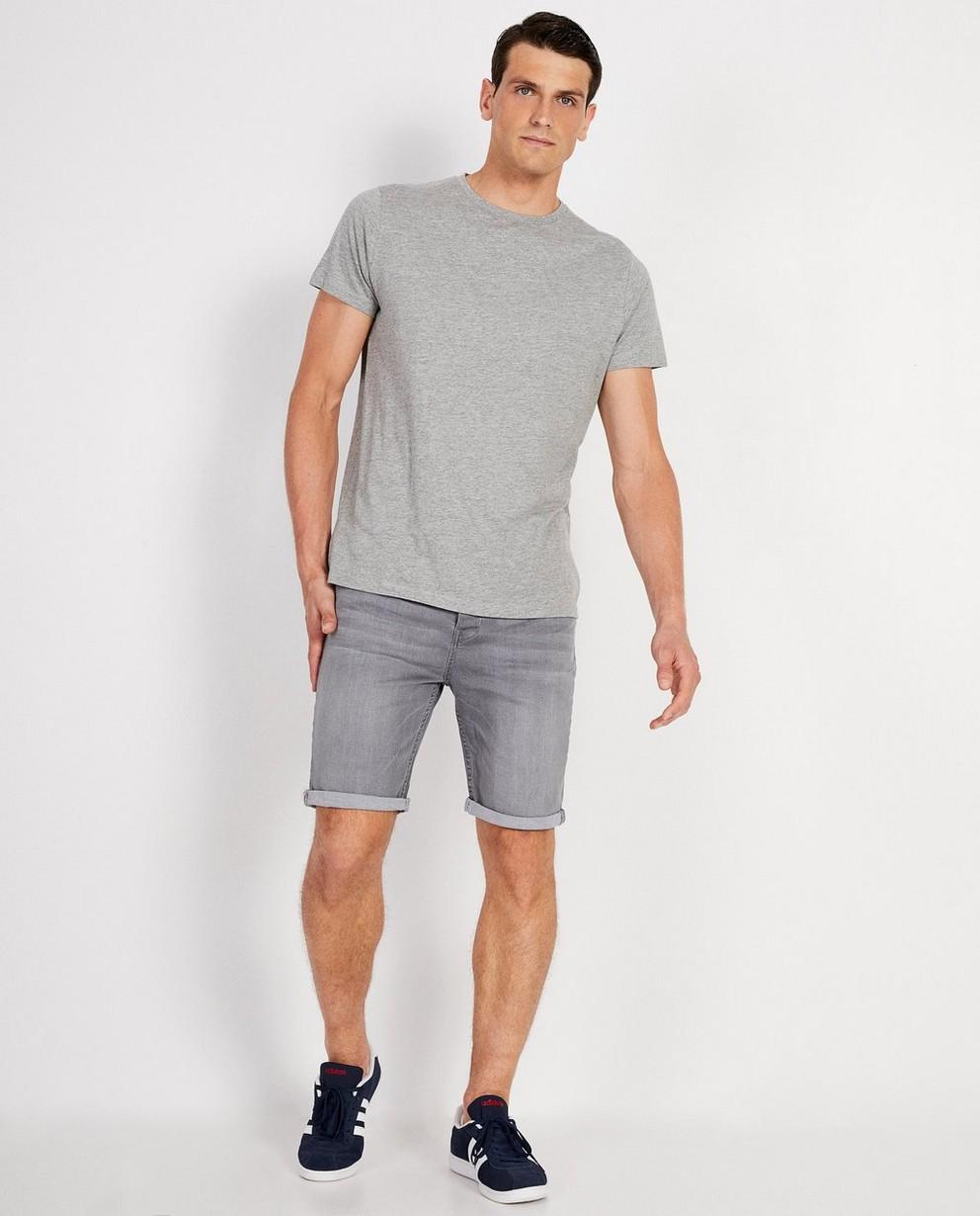 Blauwe short - jeans - JBC