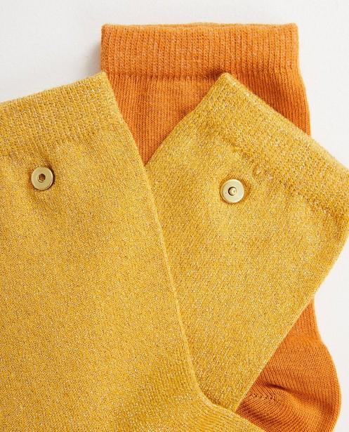 Chaussettes - assortment - Ensemble: 2 paires de chaussettes