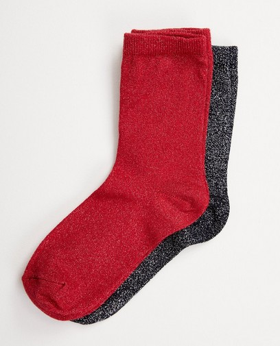 Ensemble: 2 paires de chaussettes