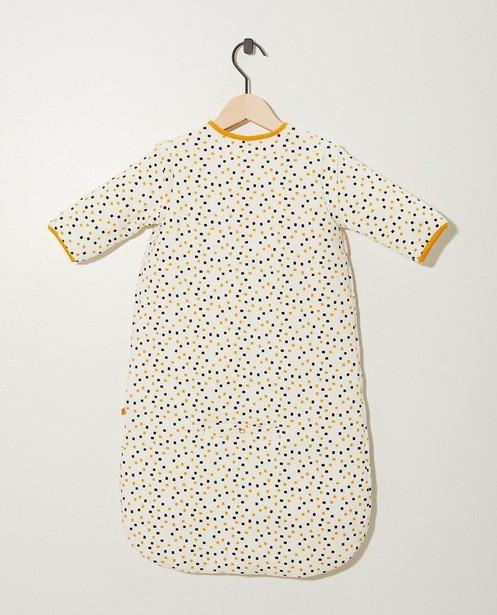 Accessoires pour bébés - Sac de couchage blanc en coton bio
