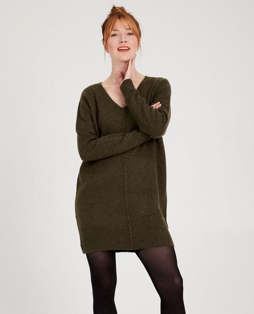 Robes - dark green - Robe en PET recyclé I AM