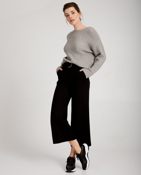Jupe-culotte noire Youh! - avec du stretch - YOUH!