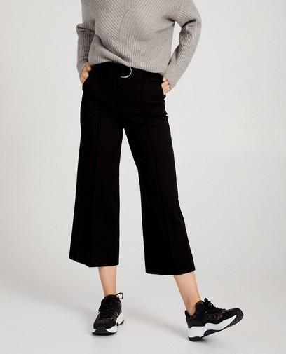 Jupe-culotte noire Youh!