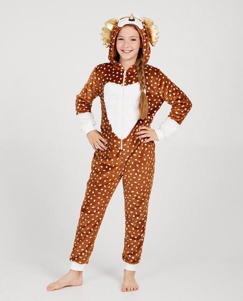 Pyjamas - light brown -