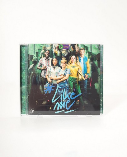 Double CD de #LikeMe - Ketnet