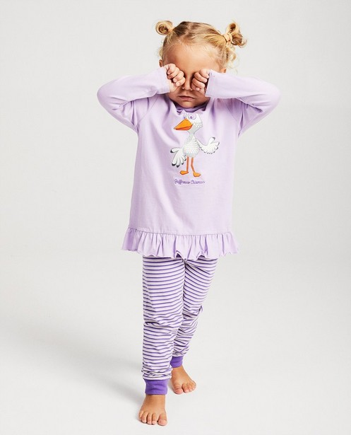 Pyjamas - pink -