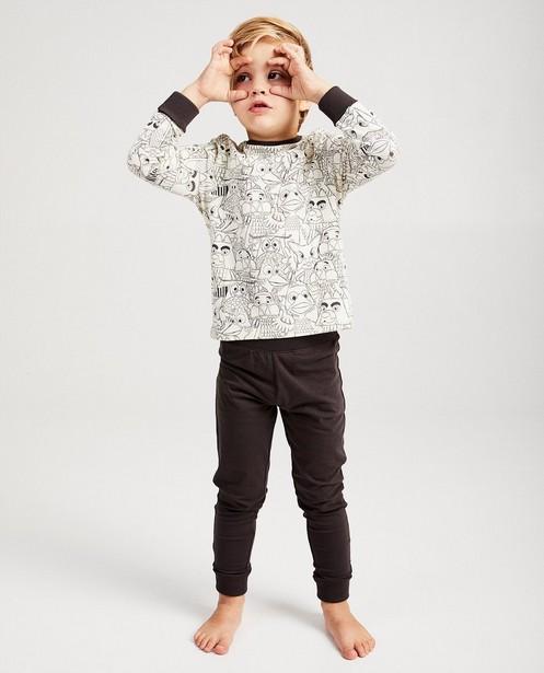 Meegroei pyjama De Fabeltjeskrant - ribboorden - fabe