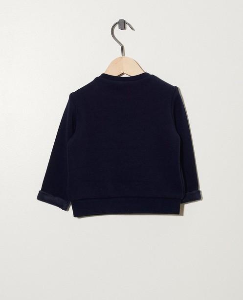 Sweater - Navy -