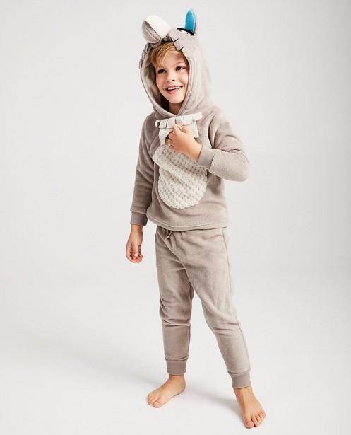 Wolf-pyjama De Fabeltjeskrant - Bor de Wolf - Fabeltjeskrant