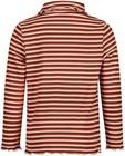 T-shirts - Bruin-roze souspull Kaatje