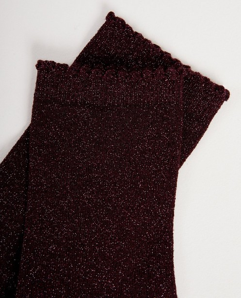 Chaussettes - assortment -
