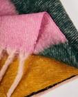 Breigoed - Gekleurde sjaal Pieces