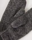 Bonneterie - Moufles gris foncé Pieces