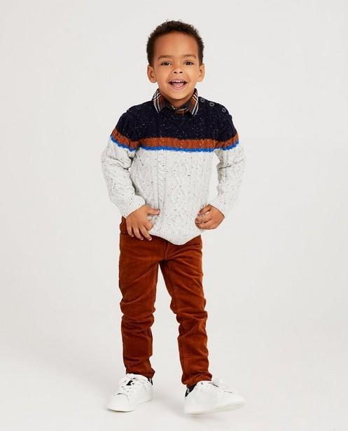 Pull en tricot Hampton Bays - avec tachetures - Hampton Bays