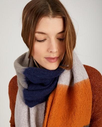 Sjaal met strepen Pieces