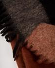Bonneterie - Écharpe brune Pieces
