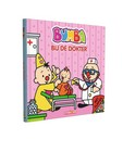 Bumba livre: Chez le docteur - avec rabats - Bumba