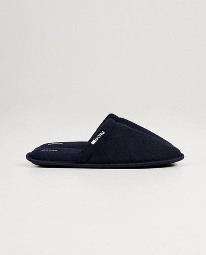 Donkerblauwe slippers Björn Borg