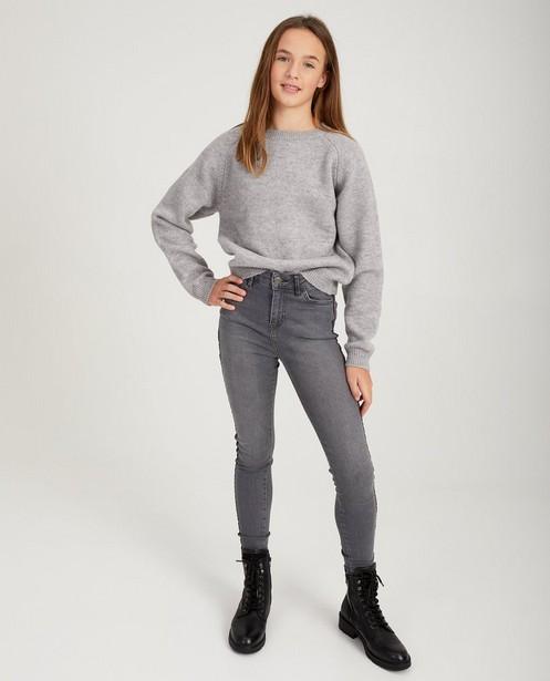 Jeans bleu  - rayé - Groggy