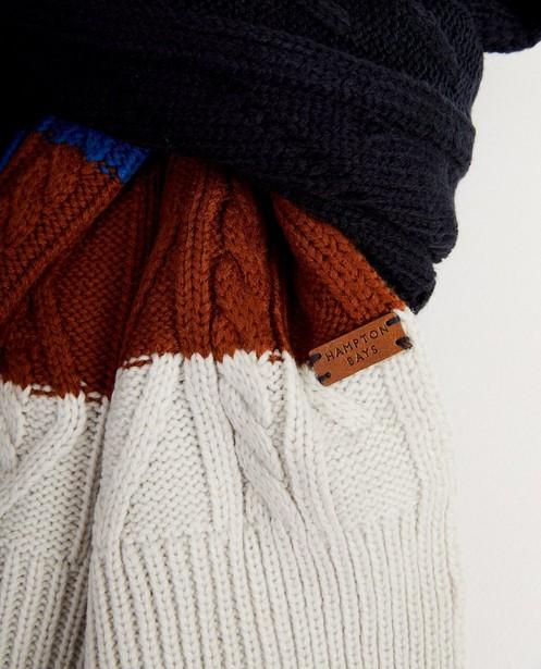 Breigoed - AO5 - Sjaal met strepen Hampton Bays