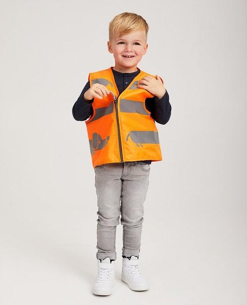 Blazers - bright orange -